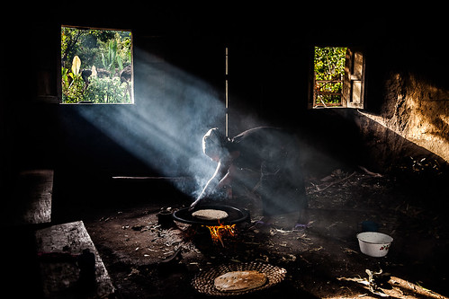 injera homemade, ethiopia | by anthony pappone photography