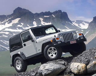 Jeep-People - Jeep History - 2003-2006 Jeep® Wrangler Rubicon (TJ) | by Jeep-people