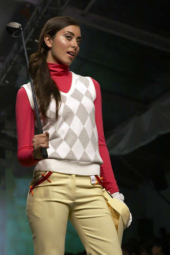 Golf Fashion Show