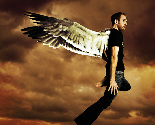 June 5th 2008 - Like Icarus | by Stephen Poff