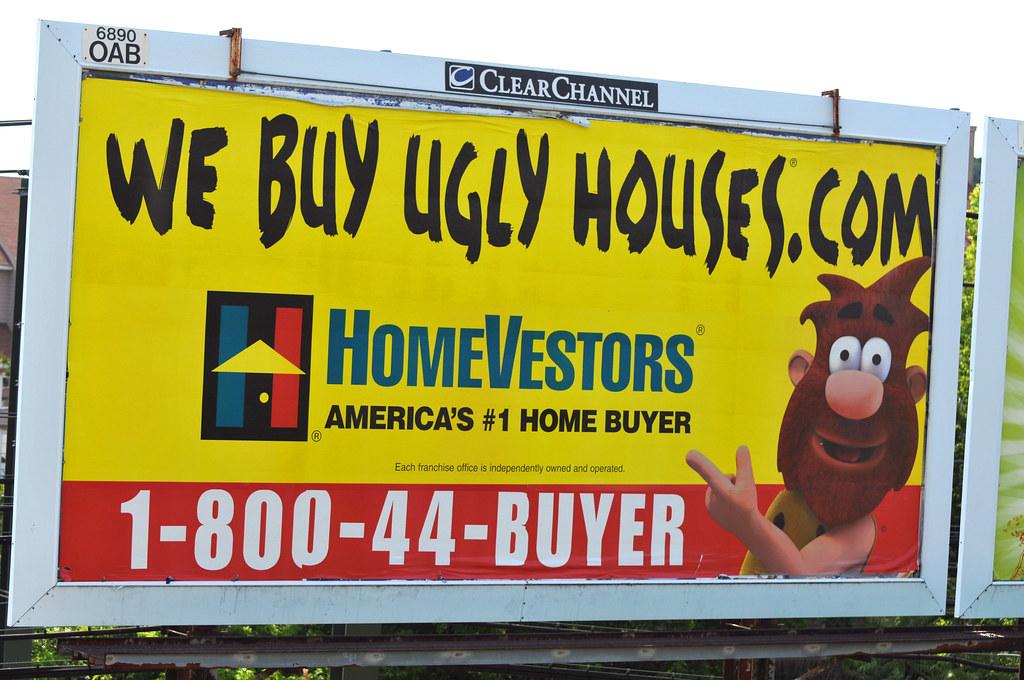 ... We Buy Ugly Houses | By Violentz