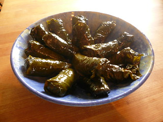 Finished dolmas | by grongar