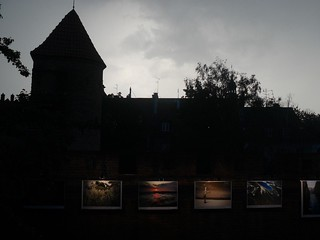 Outdoor photo exhibition - Warsaw old town | by dlisbona