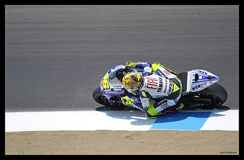 Rossi in Rainey | by jpeder55