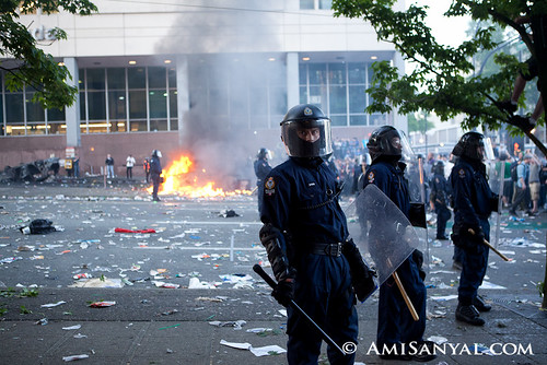 Vancouver Stanley Cup Riot - June 15, 2011 | by Ami.Sanyal