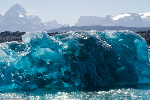 Hypnotic Iceberg | by Marc Shandro