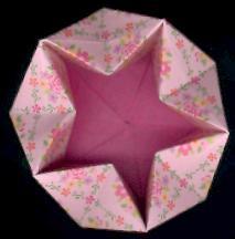 155 Origami Caixa Pentagonal E Anel Decagonal Conjugados Flickr