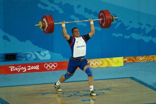 Men's 105kg B final - Weightlifting | by LondonAnnie