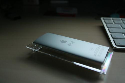 how to open a 4th gen ipod nano