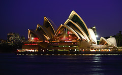 Sydney Opera House by night | by Tanya Puntti (SLR Photography Guide)
