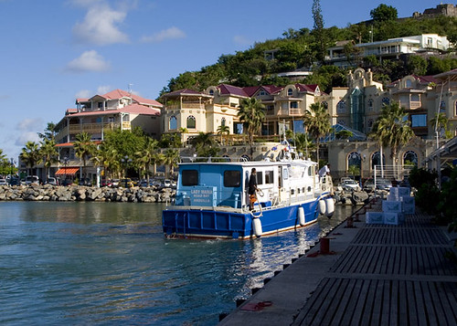 Ferry arriving in St Martin. | by paul's-shutter