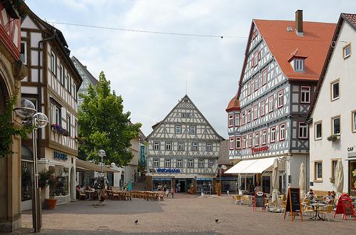 Market place waiblingen market place in waiblingen - Mobel waiblingen ...