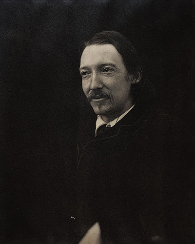 Robert Louis Stevenson | by National Galleries of Scotland Commons