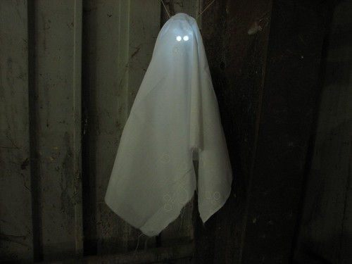 LED Ghostie | by 1lenore
