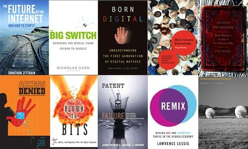 Best Tech Books of 2008 (covers) | by Adam_Thierer