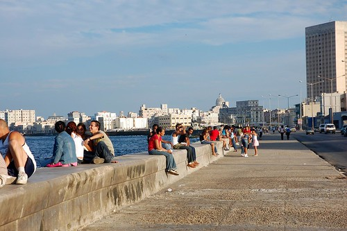 Malecon Habana Cuba | by hopperlangford
