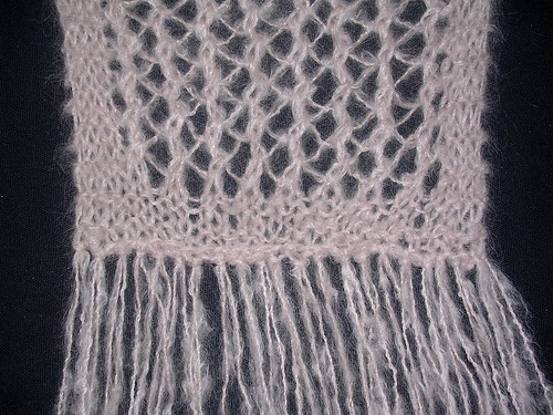 Rave Lace Shawl | by jlovaas