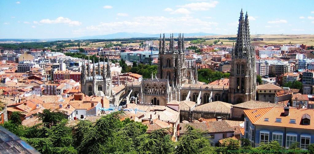 mapa espanha burgos Espanha   Burgos – A arte Gótica está profundamente enraiz… | Flickr mapa espanha burgos