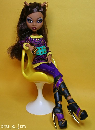 Wave 2 Clawdeen | by ★dms_a_jem★