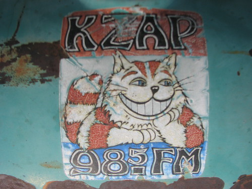 KZAP | Local rock radio station in northern CA. in the 70 ...