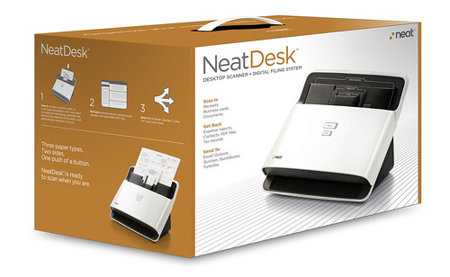 Neat Desk_Box Rendering | by The Neat Company