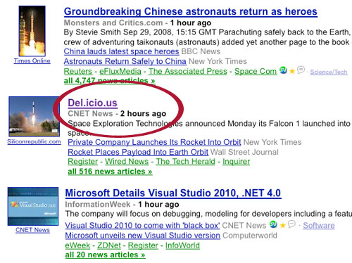 Google News Glitch | by search-engine-land