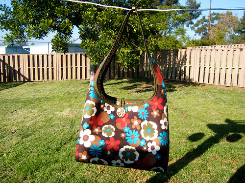 Taxi Tote - FINISHED!! | by MrsSanDiego