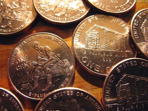 New Pennies Frankieleon Flickr