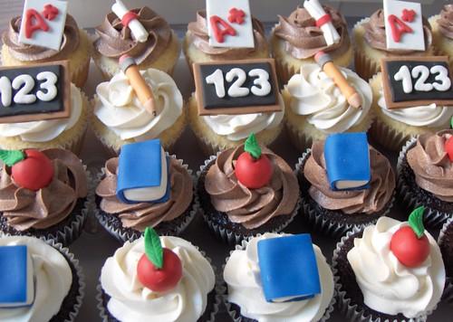 Teacher Appreciation Cupcakes 7 Dozen Chocolate And