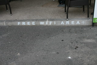Free wifi | by nicolasnova