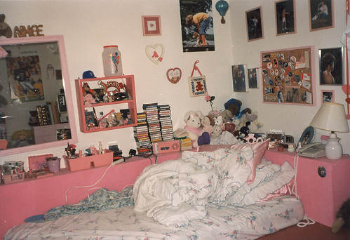 my bedroom 1988 i saw this bed in seventeen magazine and