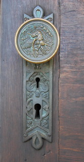 Door Knob - Fredericksburg, TX | by CGMethven