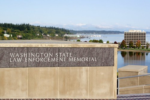 Washington State Law Enforcement Memorial Their Duty Was Flickr
