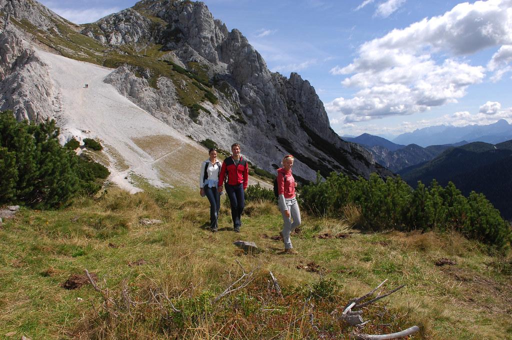 Vorteile des Wandern für die Gesundheit