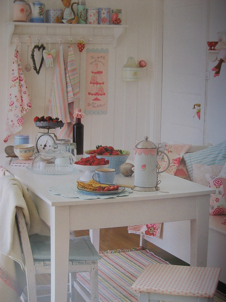 ... Dream Craft Room | By *Vintage Fairytale*