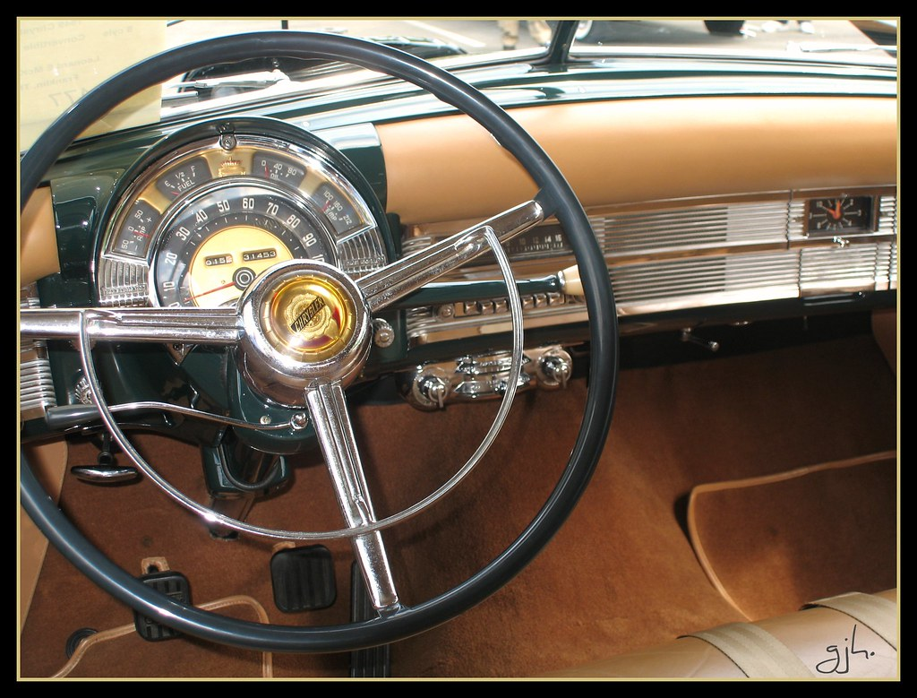 1949 Chrysler Town Country Dash Speedprophoto Flickr By