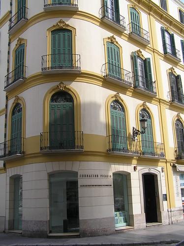 Fundacion picasso casa natal de picasso on the - Casa natal de picasso ...