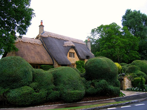 "Newly Rethatched ""Cottage"" in Chipping Campden, Cotswolds 
