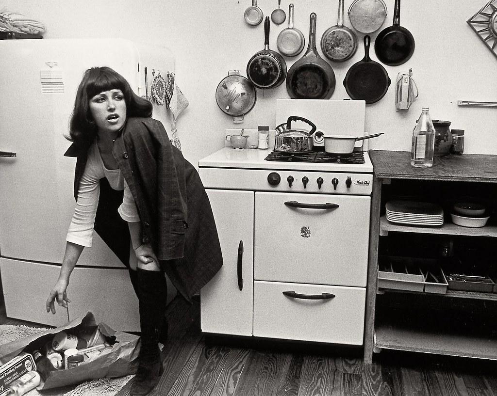 Cindy Sherman Film Stills 4 | Untitled Film Still #84, 1980,… | Flickr