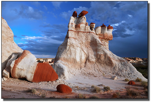 Castle Made of Sand(stone) | by Rick Goldwasser Photography