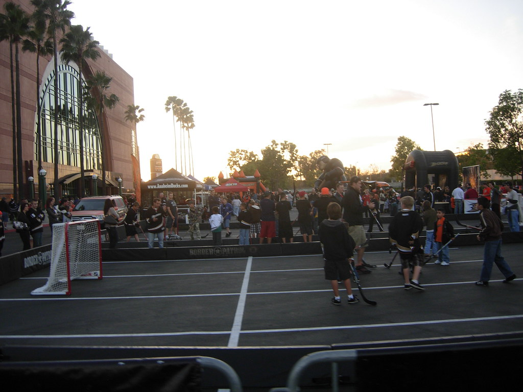 ... Honda Center In Anaheim, CA | By Reto Kurmann