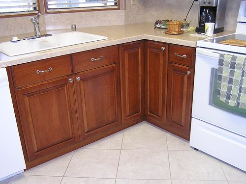 Cherry Kitchen Cabinets To Paint Or Not