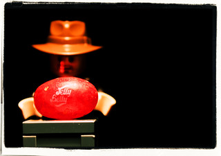 Indiana Jones and the Pomegranate Jelly Belly | by DocChewbacca