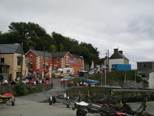Marine Hotel & Self Catering Homes Glandore West Cork | by glandore1
