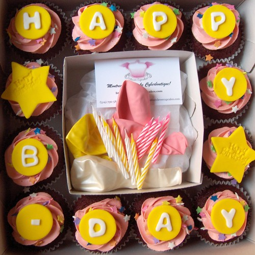 Clever Cupcakes Birthday Box | by clevercupcakes