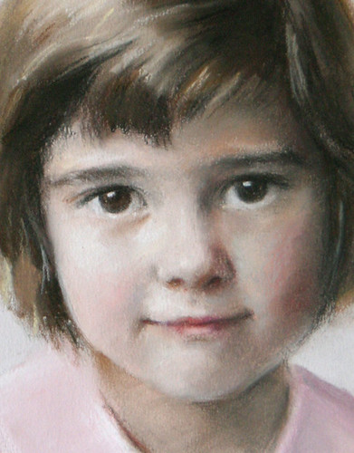 Pastel Portrait of Calder Close Up | by portraitgirl