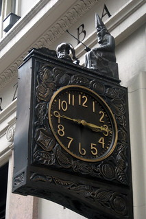 NYC - Rose Hill: Schwarzenbach Buildings South - Silk Clock | by wallyg