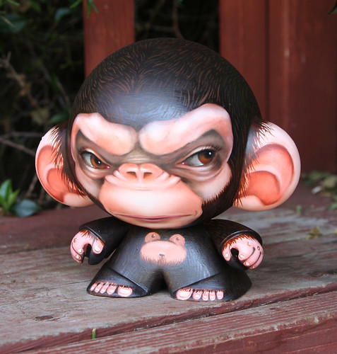 New piece for the House of Liu Custom Show at APW Gallery | by Ken Keirns / k2