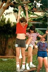 Neighborhood Kids Playing 1984 The Boy Jamie