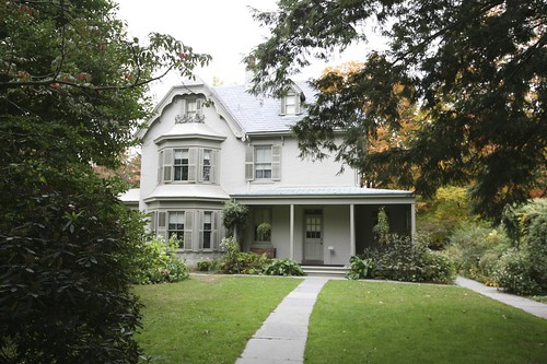 Harriet Beecher Stowe House | by eschipul